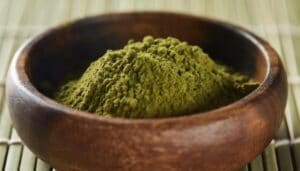 picture of red vein kratom